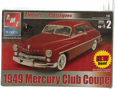1949 Mercury Club Coupe 1/25 Amt/Ertl Factory Sealed New Lot 108M