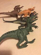 Hasbro Jurassic World Raptor x4  Action Figure Dinosaurs