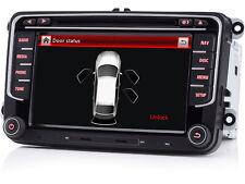 "Per VW PASSAT TIGUAN TOURAN EOS 7"" HD Auto Navigation Radio DAB+ DVD USB GPS MP3"