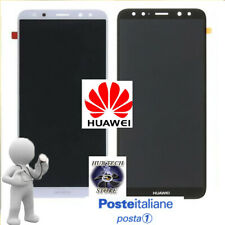 DISPLAY LCD HUAWEI MATE 10 Lite RNE-L23 L21 L01 SCHERMO TOUCH BIANCO NERO 5,9''