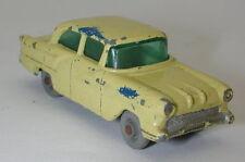 Matchbox Lesney Grey Wheels No. 45 Vauxhall Victor oc16583