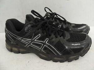 ASICS Gel Kayano 21 Men's Shoes Size 9.5, Black (T4H2N)