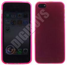 Carcasas liso de color principal rosa para teléfonos móviles y PDAs