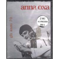 Anna Oxa 2 MC7 Gli Anni 70 / RCA Sigillata 0743215984641