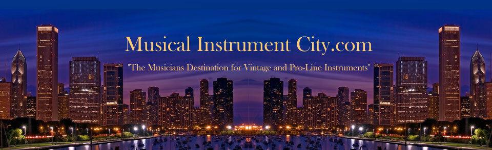 Musical Instrument City