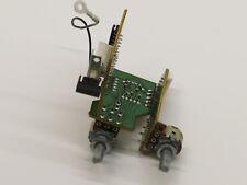 Platina de cassette SONY TC-K790ES junta con nivel REC potenciómetros balance / CD directo