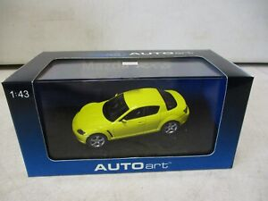 Autoart Mazda RX-8 1/43 Lot 2