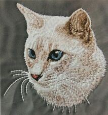 Balinese Cat Breed Embroidered Tote Bag Personalized Gift