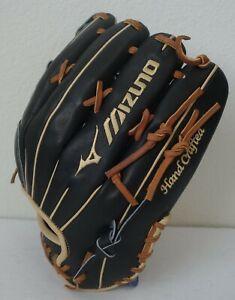 "Mizuno Pro Select Outfield Baseball Glove 12.75"" - Deep Pocket, Left Hand Throw"