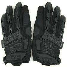 Mechanix Wear Covert M-PACT Gloves, Black, X-SMALL, TAA, Touch Screen Capable