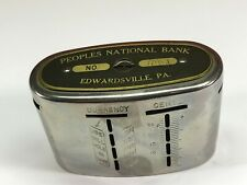 New ListingVintage Traveling Teller Bank