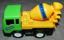 """Greenbrier International Kids Plastic Cement Truck Mixer 3 1/2"""" x 5"""""""