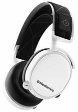 steelseries Arctis 7 Headset 2019 Edition White Japan Ver. New / FREE-SHIPPING
