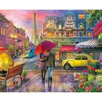 5D Full Drill Couple Diamond Painting Embroidery Cross Stitch Kits Gifts Decors