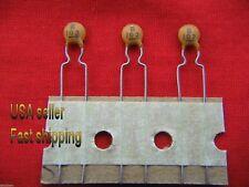 25 pcs -  .001uf  (0.001uf, 1000pf)  50v disc ceramic capacitors