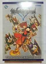 Kingdom Hearts CCG Chapter Pack SEALED TCG VERY RARE 3 booster and 2 key packs