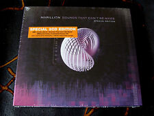 Slip Double: Marillion : Sounds That Can't Be Made : Special Edition 2CDs Sealed