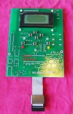 TRi PCB TOP DISPLAY WITH 24 hr TESTED CLOCK new IC 8MHz  Genuine, free fitting