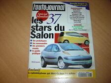 AJ N°17 1994 Xantia Activa.Escort RS Cosworth.Audi A8