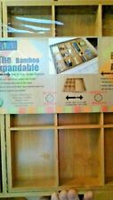 """New listing Bintopia The Bamboo Expandable Odd'S And Ends 11 """" To 20"""""""