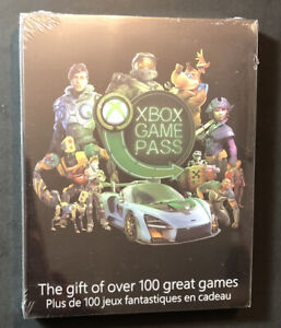 XBOX Game Pass Collector's STEELBOOK Case ONLY [ NO game / no pass / G2 ] NEW
