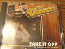 The Donnas Take It Off CD Single 2002