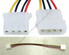 """10"""" CD/HD Drive Internal Power Extension Molex 4pin Male~Female Cable/Cord/Wire"""