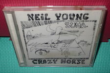 NEIL YOUNG - CRAZY HORSE - ZUMA - CD