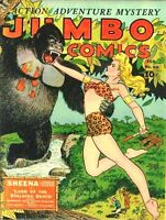 JUMBO COMICS GOLDEN AGE COLLECTION PDF FORMAT ON DVD