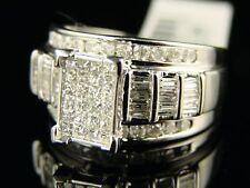 Womens Ladies Xl Bridal Engagement Diamond Ring 1.25 Ct