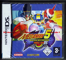 Mega Man Battle Network 5: Double Team (Nintendo DS, 2006) - European Version