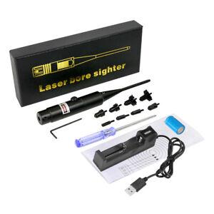 Grün Laser Bore Sighter Zielfernrohr für .177 bis 50 Mit Ein Aus Schalter 14250