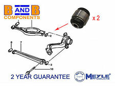 BMW 3 SERIES E36 E46 REAR UPPER BALL JOINT MOUNT BUSH 33326775551 MEYLE x 2 A761
