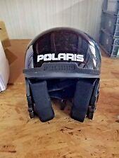 POLARIS Snowmobile Helment BLACK  M