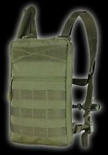 Tasca idratazione condor versione compatta per plate carrier olive.