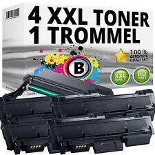 4x XXL TONER+Trommel für Samsung Xpress M2625D M2675FN M2858DW M2825ND M2835DW