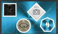 Ireland-U2 Celebration-sheet of stamps-album covers 2020 issue mnh