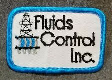 Lmh Patch Fluids Control Inc Fluid Oil Drilling Oilfield Equipment Systems