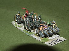 15mm Roman Era Parthian Cataphracts 12 Cavalry (1286)