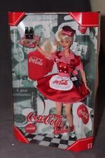 Coca Cola Barbie Collector Edition 1998 New in Box