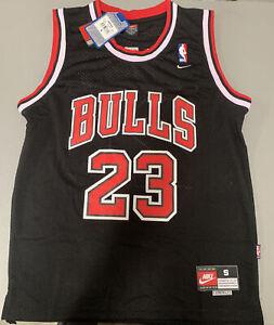 Authentic NWT NIKE NBA Bulls Jordan #23 Jersey Size Small Length +2 - Statement