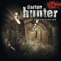 DORIAN HUNTER - 34:FAMILIENSACHE   CD NEU