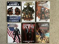 Captain America by Ed Brubaker collection. 6 Complete / Ultimate edition TPB