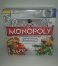2011 Nintendo Monopoly collector's edition,100% complete, great condition Hasbro