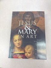 JESUS AND MARY IN ART (2 DISC BOX SET) *NEW DVD*
