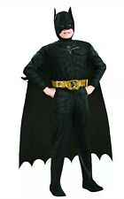 Rubies Batman Muscle Dark Knight Child Boys Large Ages 12-14 Halloween Costume