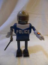 Futurama Wind Up Metal Robot Police Man
