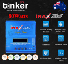 IMAX B6ac 80w RC Lipo Lithium NiMH Digital Battery Balance Charger & Discharger
