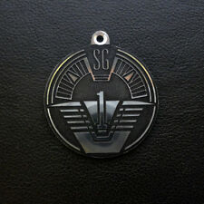 Stargate Sg-1 symbol Pendant steel jewelry necklace