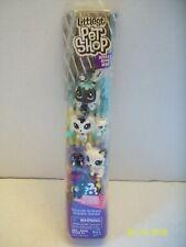 Littlest Pet Shop Black & White Pet Friends Collection 4 Butterfly Horse - NIP
